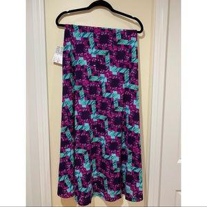 Small LuLaRoe Maxi skirt. NWT